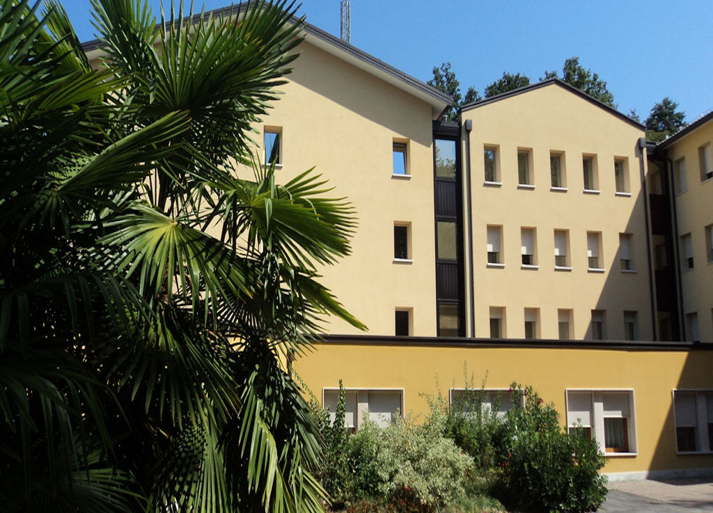 facciata esterna principale